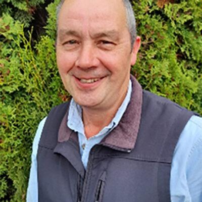 Staff - Ian Parr